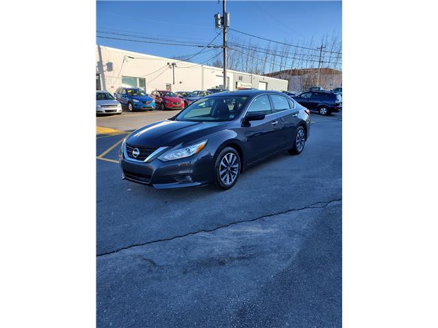 2017 Nissan Altima 2.5 SV with sunroof (Stk: p21-075) in Dartmouth - Image 1 of 14
