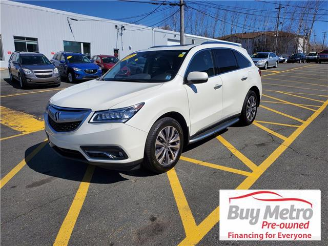 2015 Acura MDX SH-AWD 6-Spd AT w/Tech and Entertainment Package (Stk: p21-088) in Dartmouth - Image 1 of 14