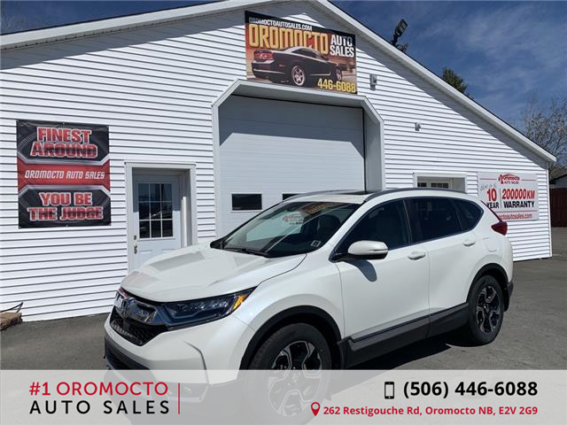 2018 Honda CR-V Touring (Stk: 499) in Oromocto - Image 1 of 13