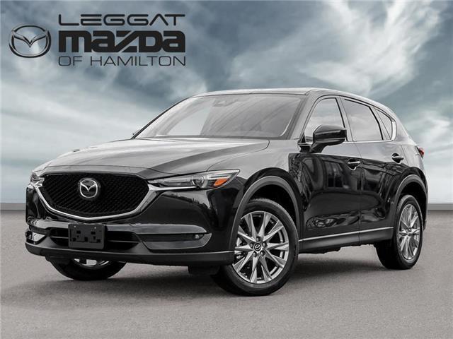 2021 Mazda CX-5 GT w/Turbo (Stk: HN3148) in Hamilton - Image 1 of 10