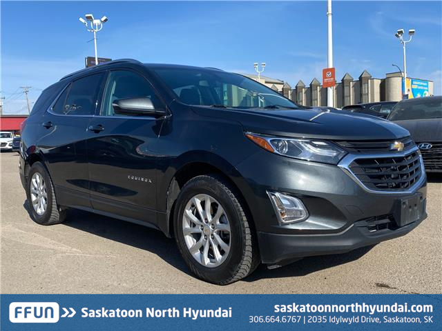 2018 Chevrolet Equinox 1LT (Stk: B7877) in Saskatoon - Image 1 of 19