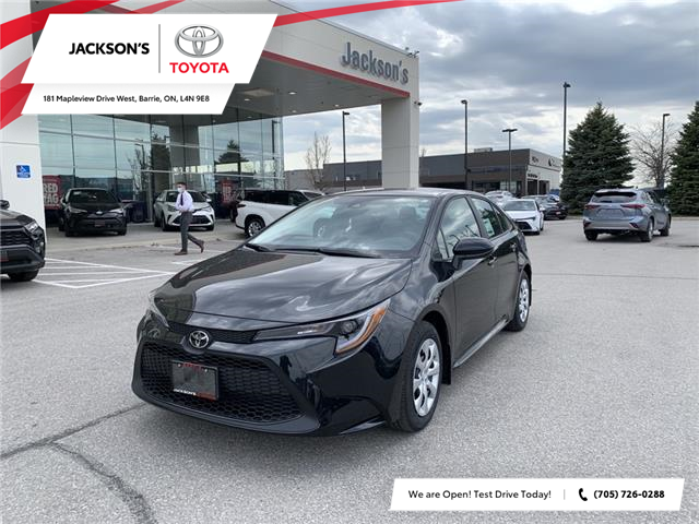 2021 Toyota Corolla LE (Stk: 12127) in Barrie - Image 1 of 11