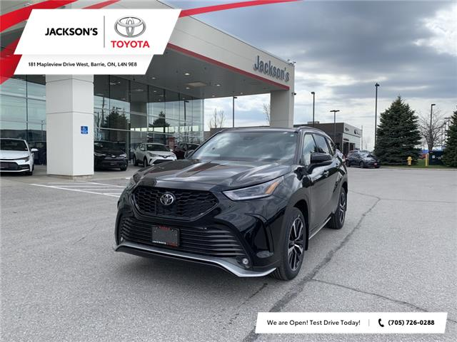 2021 Toyota Highlander XSE (Stk: 16454) in Barrie - Image 1 of 11