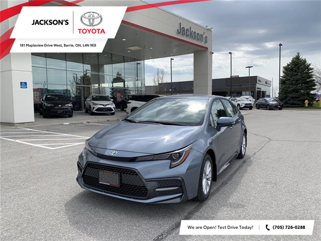 2021 Toyota Corolla SE (Stk: 15861) in Barrie - Image 1 of 11