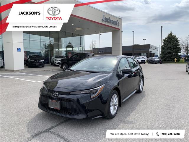 2021 Toyota Corolla LE (Stk: 12203) in Barrie - Image 1 of 11