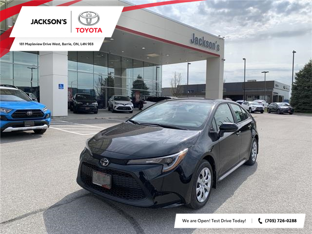 2021 Toyota Corolla LE (Stk: 10939) in Barrie - Image 1 of 12