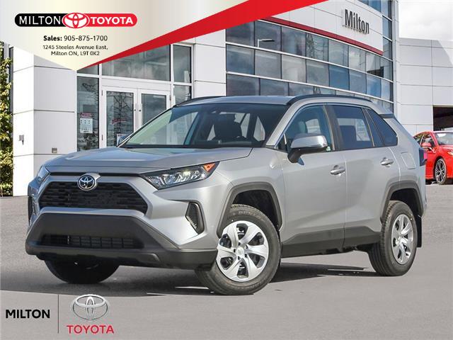 2021 Toyota RAV4 LE (Stk: 208372) in Milton - Image 1 of 23