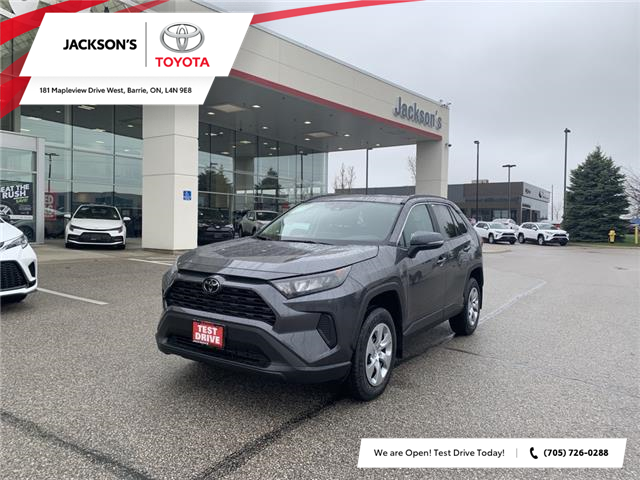 2021 Toyota RAV4 LE (Stk: 17819) in Barrie - Image 1 of 11