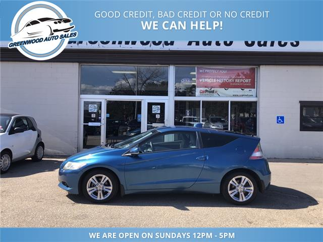 2011 Honda CR-Z Base (Stk: 11-00354) in Greenwood - Image 1 of 16