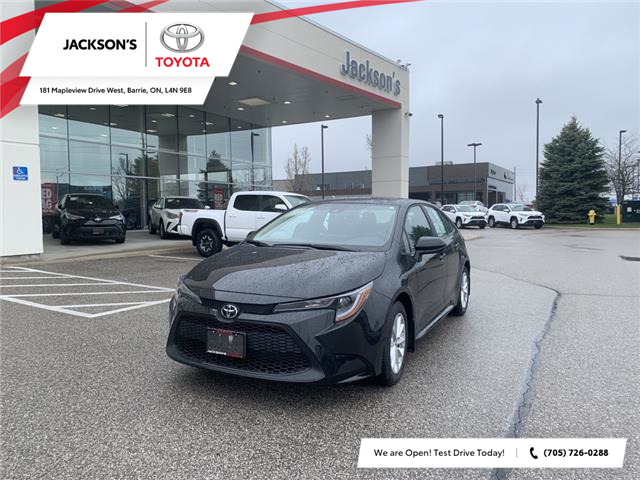 2021 Toyota Corolla LE (Stk: 12529) in Barrie - Image 1 of 11