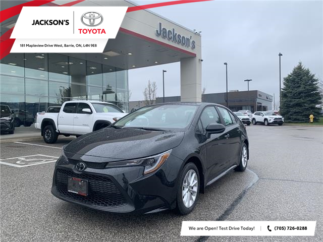 2021 Toyota Corolla LE (Stk: 13034) in Barrie - Image 1 of 11