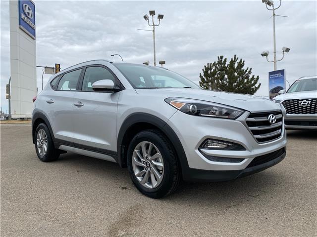 2018 Hyundai Tucson Premium 2.0L (Stk: 50109A) in Saskatoon - Image 1 of 18