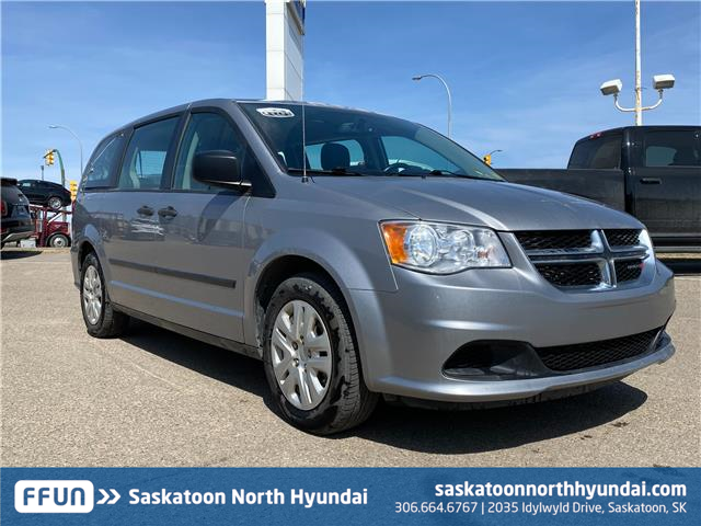 2017 Dodge Grand Caravan CVP/SXT (Stk: B7906) in Saskatoon - Image 1 of 11
