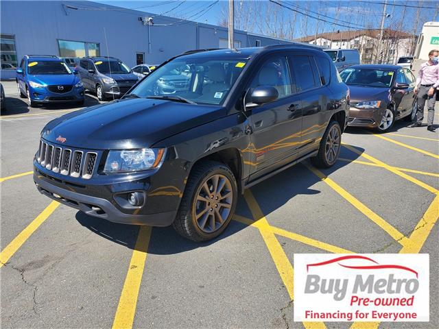 2017 Jeep Compass 75th Anniversary 4WD (Stk: p21-098) in Dartmouth - Image 1 of 15