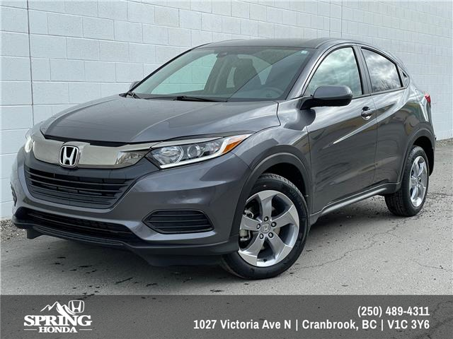 2021 Honda HR-V LX (Stk: H02648) in North Cranbrook - Image 1 of 1