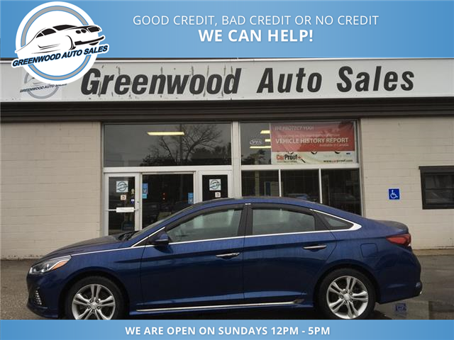 2019 Hyundai Sonata Preferred (Stk: 19-69421) in Greenwood - Image 1 of 20