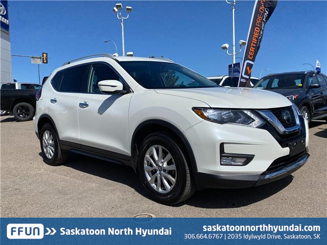 2019 Nissan Rogue SV (Stk: B7878) in Saskatoon - Image 1 of 18