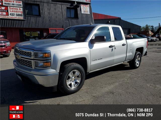 2014 Chevrolet Silverado 1500 1LT (Stk: 6594) in Thordale - Image 1 of 8
