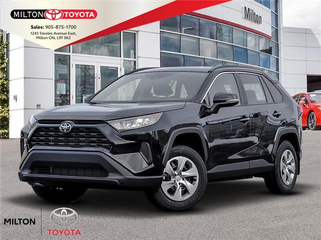 2021 Toyota RAV4 LE (Stk: 209105) in Milton - Image 1 of 23