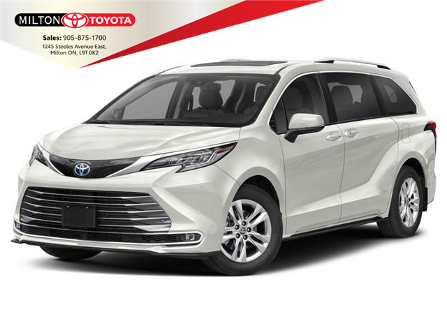 2021 Toyota Sienna Limited 7-Passenger (Stk: 021491) in Milton - Image 1 of 8