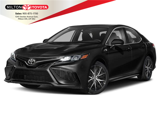 2021 Toyota Camry SE (Stk: 034450) in Milton - Image 1 of 9