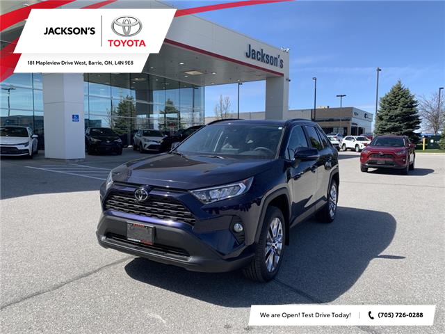 2021 Toyota RAV4 XLE (Stk: 18910) in Barrie - Image 1 of 11