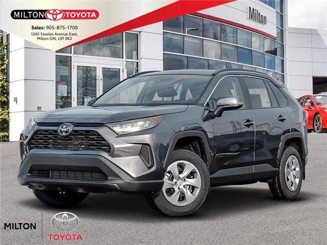 2021 Toyota RAV4 LE (Stk: 210061) in Milton - Image 1 of 23