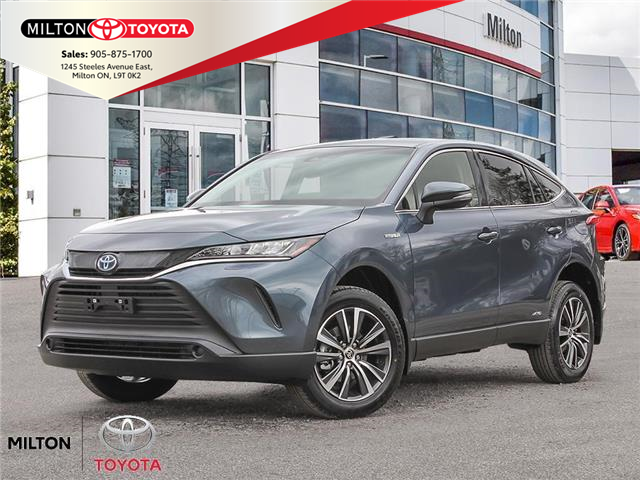 2021 Toyota Venza LE (Stk: 044310) in Milton - Image 1 of 23