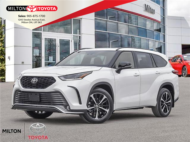 2021 Toyota Highlander XSE (Stk: 114402) in Milton - Image 1 of 22