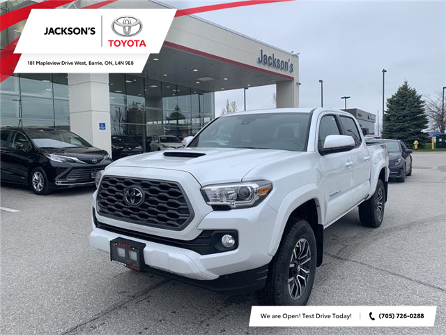 2021 Toyota Tacoma Base (Stk: 12481) in Barrie - Image 1 of 12