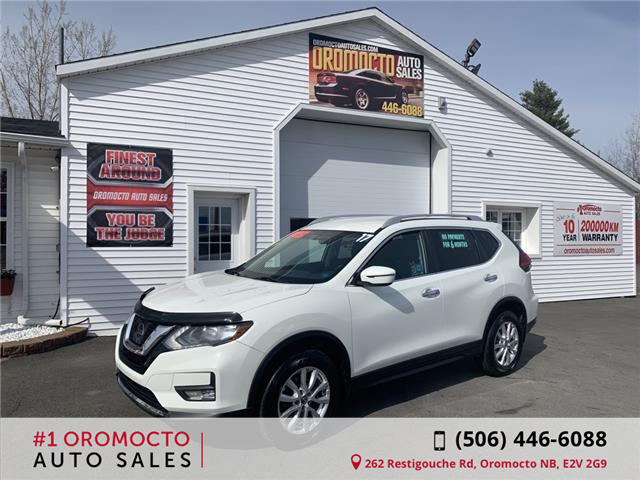 2017 Nissan Rogue SV (Stk: 0602) in Oromocto - Image 1 of 17