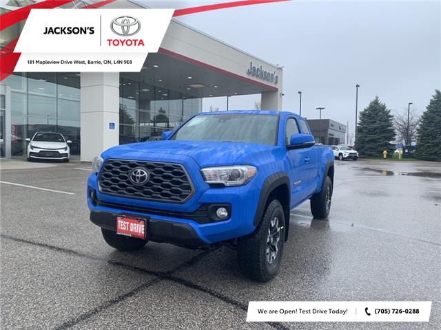 2021 Toyota Tacoma Base (Stk: 13813) in Barrie - Image 1 of 10