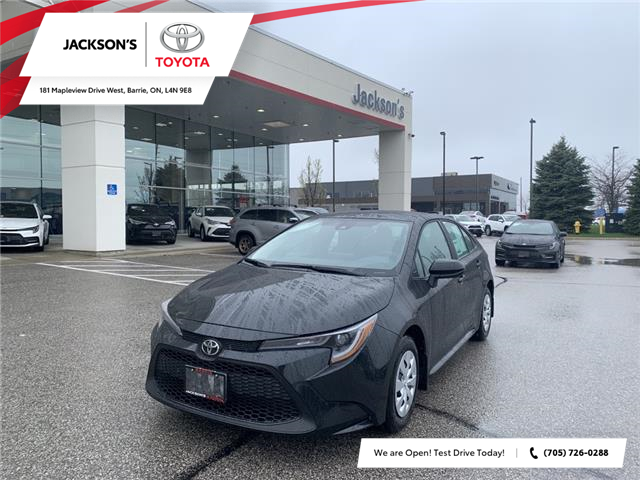 2021 Toyota Corolla L (Stk: 14803) in Barrie - Image 1 of 11