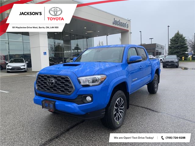 2021 Toyota Tacoma Base (Stk: 13128) in Barrie - Image 1 of 11