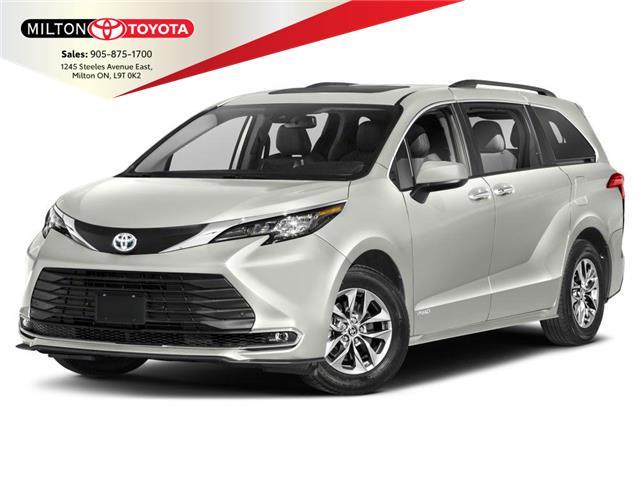 2021 Toyota Sienna XLE 8-Passenger (Stk: 040716) in Milton - Image 1 of 9