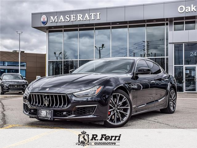 2019 Maserati Ghibli  (Stk: U631) in Oakville - Image 1 of 30