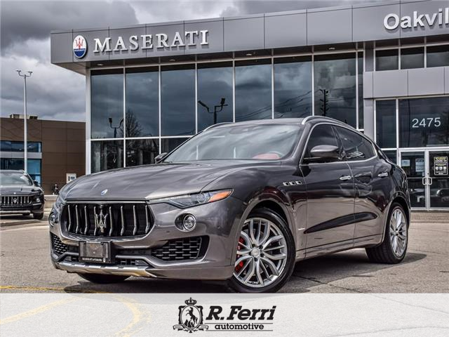 2018 Maserati Levante  (Stk: U632) in Oakville - Image 1 of 30