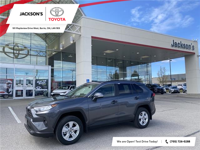 2021 Toyota RAV4 XLE (Stk: 17015A) in Barrie - Image 1 of 12