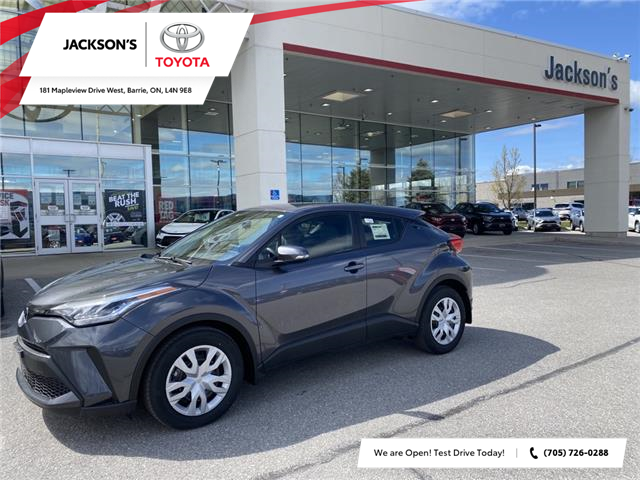 2021 Toyota C-HR LE (Stk: 18180) in Barrie - Image 1 of 9