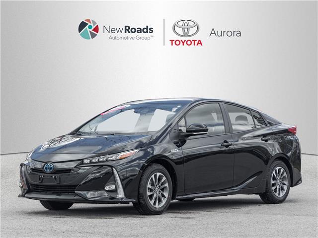 2021 Toyota Prius Prime Upgrade (Stk: 32101) in Aurora - Image 1 of 21