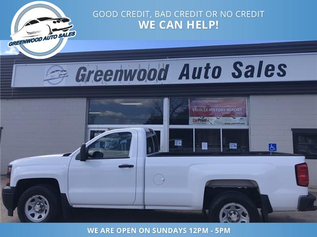 2015 Chevrolet Silverado 1500 WT (Stk: 15-75221) in Greenwood - Image 1 of 18