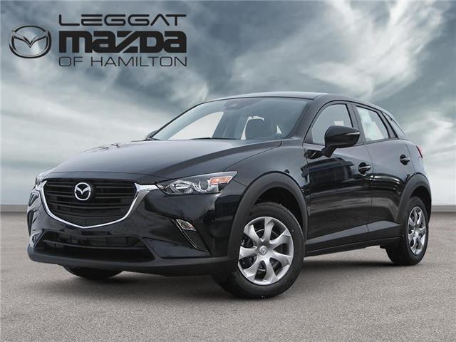 2021 Mazda CX-3 GX (Stk: HN3176) in Hamilton - Image 1 of 22