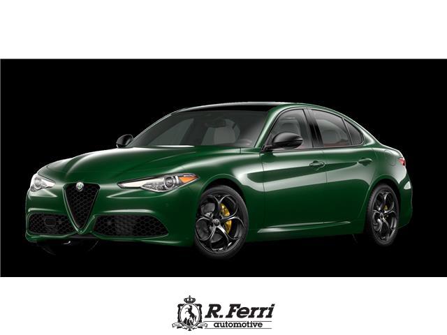 2021 Alfa Romeo Giulia ti (Stk: ) in Oakville - Image 1 of 1
