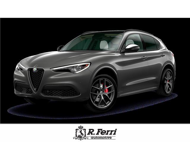 2021 Alfa Romeo Stelvio ti (Stk: 728AR) in Woodbridge - Image 1 of 1