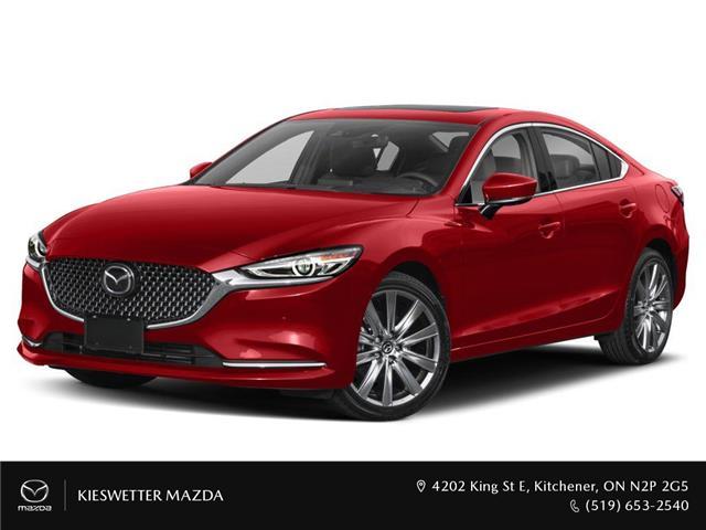 2021 Mazda MAZDA6 Signature (Stk: 37441) in Kitchener - Image 1 of 9