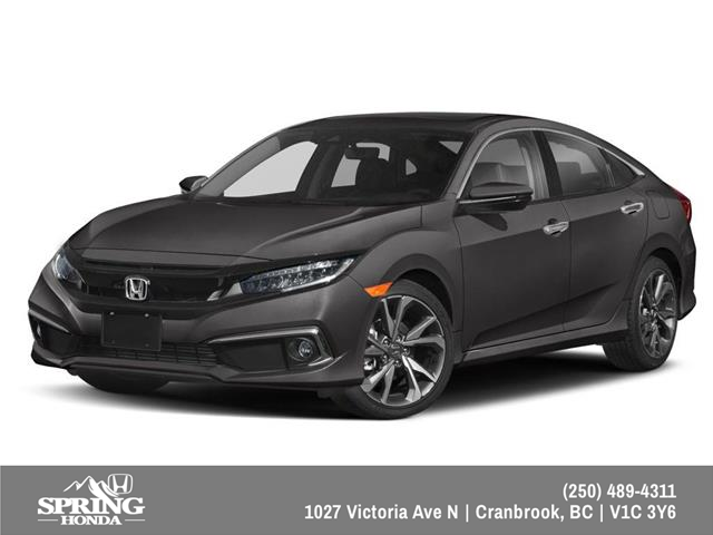 2021 Honda Civic Touring (Stk: H101374) in North Cranbrook - Image 1 of 9