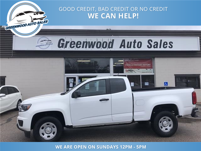 2016 Chevrolet Colorado WT (Stk: 16-83380) in Greenwood - Image 1 of 20