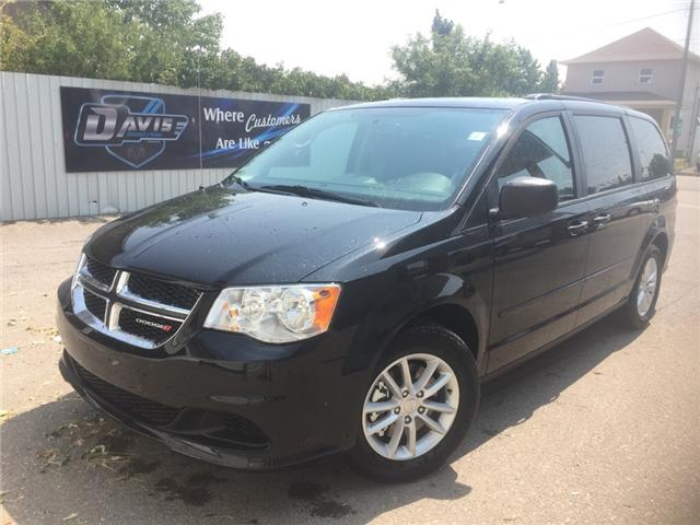 2017 Dodge Grand Caravan CVP/SXT (Stk: 11159) in Fort Macleod - Image 1 of 19