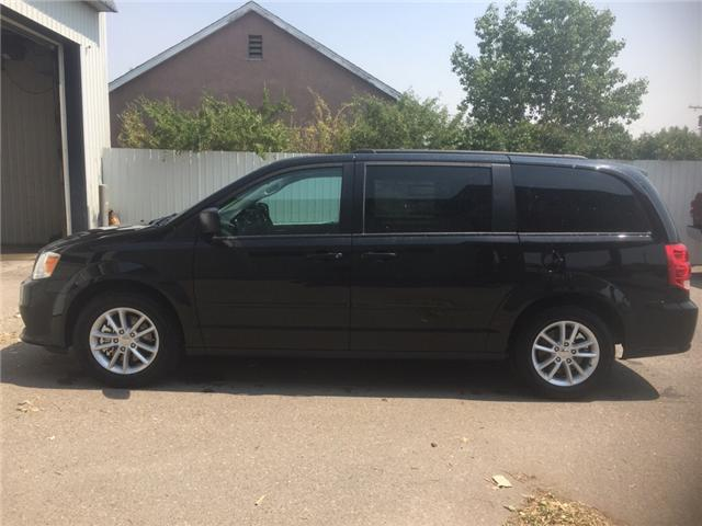 2017 Dodge Grand Caravan CVP/SXT (Stk: 11159) in Fort Macleod - Image 2 of 19