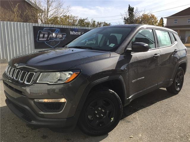 2018 Jeep Compass Sport (Stk: 11654) in Fort Macleod - Image 1 of 20